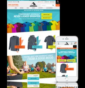 Augusta Active Responsive Website