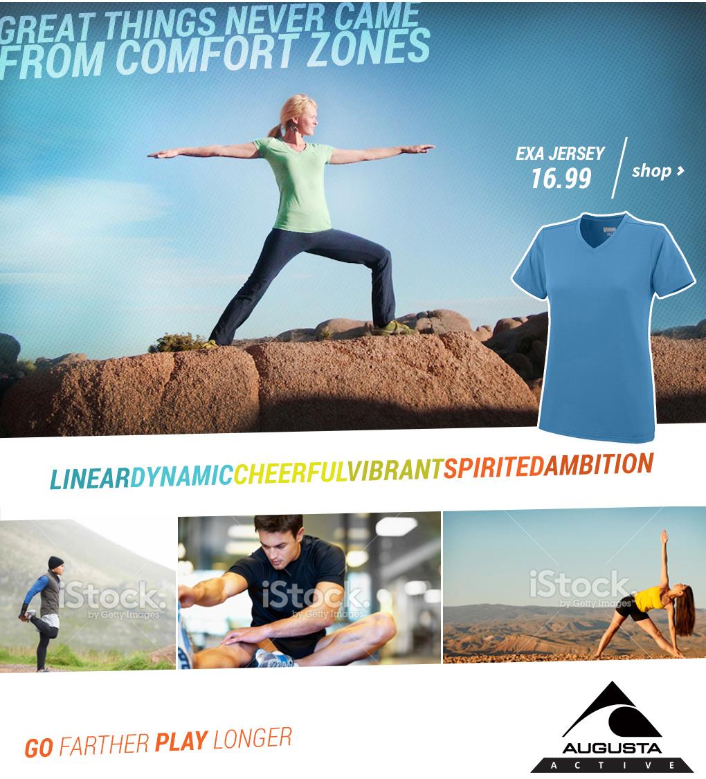207cb9607c4 Augusta Active Brand Initiative