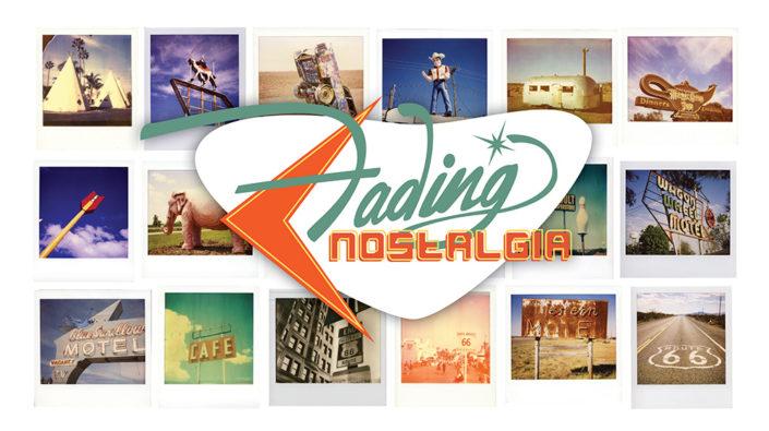 Fading Nostalgia Polaroid Event Banner
