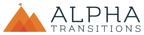 Alpha Transitions Logo
