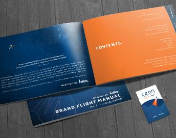 Zeon Solutions Brand Design