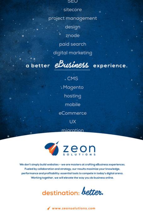 Zeon Solutions Poster